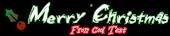 Font Grunge Christmas Symbol Logo Preview