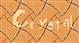 Font Grunge Crystal Logo Preview