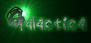 Font Grunge Galactica Logo Preview
