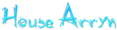 Font Grunge House Arryn Logo Preview