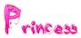 Font Grunge Princess Logo Preview