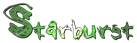 Font Grunge Starburst Logo Preview
