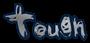 Font Grunge Tough Logo Preview