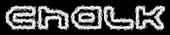 Font Halo Chalk Logo Preview