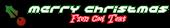 Font Halo Christmas Symbol Logo Preview