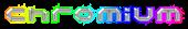 Font Halo Chromium Logo Preview
