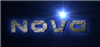 Font Halo Nova Logo Preview