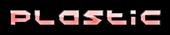 Font Halo Plastic Logo Preview