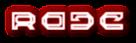 Font Halo Rage Logo Preview