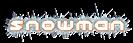 Font Halo Snowman Logo Preview