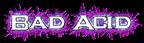 Font Ikarus Bad Acid Logo Preview