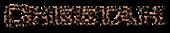 Font Ikarus Cheetah Logo Preview