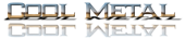 Font Ikarus Cool Metal Logo Preview