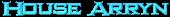 Font Ikarus House Arryn Logo Preview