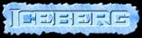 Font Ikarus Iceberg Logo Preview