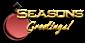 Font Ikarus Seasons Greetings Logo Preview