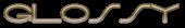 Font Interdimensional Glossy Logo Preview