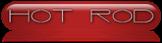 Font Interdimensional Hot Rod Button Logo Preview