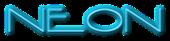 Font Interdimensional Neon Logo Preview