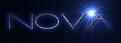 Font Interdimensional Nova Logo Preview