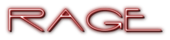 Font Interdimensional Rage Logo Preview
