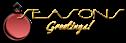Font Interdimensional Seasons Greetings Logo Preview