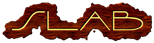 Font Interdimensional Slab Logo Preview