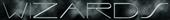 Font Interdimensional Wizards Logo Preview