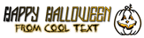 Font Jealousy Halloween Symbol Logo Preview