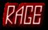 Font Jealousy Rage Logo Preview