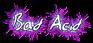 Font Jessescript Bad Acid Logo Preview