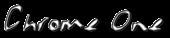 Font Jessescript Chrome One Logo Preview