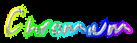 Font Jessescript Chromium Logo Preview