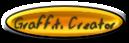 Font Jessescript Graffiti Creator Button Logo Preview