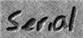 Font Jessescript Serial Logo Preview