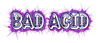 Font Jokewood Bad Acid Logo Preview