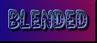 Font Jokewood Blended Logo Preview