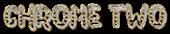 Font Jokewood Chrome Two Logo Preview