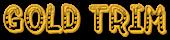 Font Jokewood Gold Trim Logo Preview