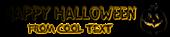 Font Jokewood Halloween Symbol Logo Preview