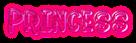 Font Jokewood Princess Logo Preview