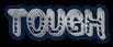 Font Jokewood Tough Logo Preview