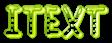 Font Jokewood iText Logo Preview