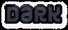 Font Jumbo Dark Logo Preview