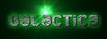 Font Jumbo Galactica Logo Preview
