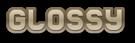 Font Jumbo Glossy Logo Preview