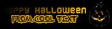 Font Jumbo Halloween Symbol Logo Preview