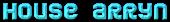Font Jumbo House Arryn Logo Preview