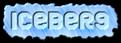 Font Jumbo Iceberg Logo Preview