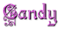 Font Kelly Ann Gothic Candy Logo Preview